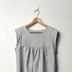 Simple Sewing 101 - Part 1 - Tops — The Craft Sessions. handmade wardrobe, pattern links and alteration suggestions