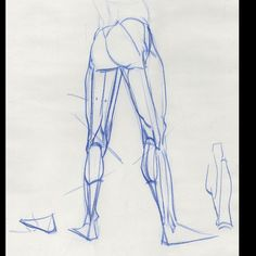 "748 Likes, 2 Comments - Will Weston (@willwestonstudio) on Instagram: ""Legs this week so I'm posting leg stuff. For my Inventive Drawing class at ArtCenter in Pasadena,…"""