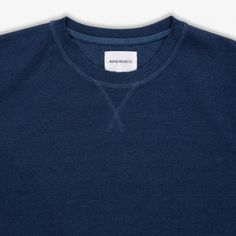 Norse Projects Niels Indigo Pique t-shirt - Norse Projects