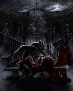 ~Gothic Art - inspired by Coppola's Dracula