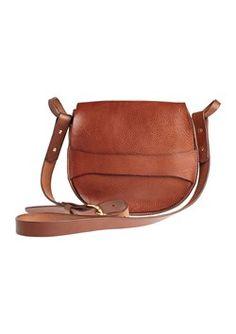9818a0b1310 ELINOR HALF MOON BAG by TOAST Stylish Handbags, Tan Handbags, Purses And  Handbags,