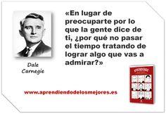 Sobre las críticas... www.aprendiendodelosmejores.es