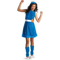 Cookie Monster Teen Halloween Costume, $35.00