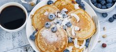 The perfect protein pancakes so you can enjoy brunch without the guilt. Paleo breakfast pancakes that are easy to make and enjoy anytime. Healthy Blueberry Pancakes, Best Keto Pancakes, Pancake Healthy, Almond Pancakes, Chocolate Chip Pancakes, Homemade Pancakes, Fluffy Pancakes, Pancakes Easy, Chocolate Cake