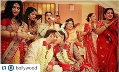 #Repost @bollywood  Karan Singh Grover congratulates wife Bipasha Basu after their wedding rituals @Bollywood    . #bipashabasu #bipasha #karanwedsbipasha #karanwedsbips #bengal #bengali #karansinghgrover #monkeywedding #bipashakaran #karanbipasha #bengalibride #indiangirl #indianbride #mumbai #cochin #jaipur #kolkata #hyderabad #surat #ahmedabad @BOLLYWOODREPORT  . For more follow #BollywoodScope and visit http://bit.ly/1pb34Kz