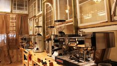 Artisan Coffee Shop Ealing Broadway - Liqui Design
