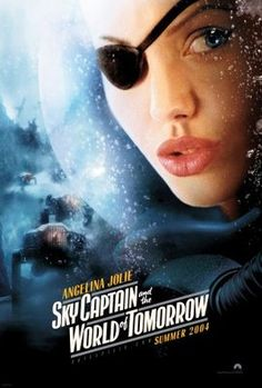 Sky Captain and the World of Tomorrow (2004) movie #poster, #tshirt, #mousepad, #movieposters2