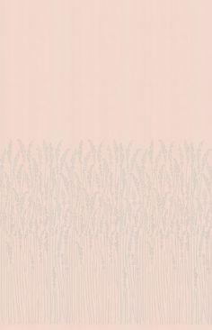 Farrow & Ball Feather Grass Pink Wallpaper main image