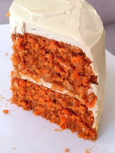 Enlightened Carrot Cake with Quick Cream Cheese Icing from #PracticallyRawDesserts: raw, vegan, gluten-free, grain-free, optionally nut-free, low-calorie, low-fat, no-added-sugar, and no-bake!