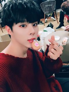 Images and videos of wooshin Daejeon, Lee Dong Wook, Cute Little Baby, Little Babies, Up10tion Wooshin, Sung Joon, How To Speak Korean, Pin Pics, K Idols