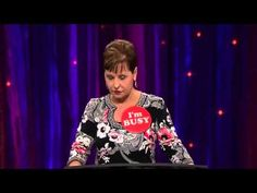 Joyce Meyer -- Using Your Time Wisely (Pt 2)