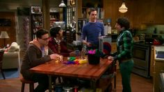 The Big Bang Theory [5x12] The Shiny Trinket Maneuver  TV com Rating-7.6  RJG Rating-6.5    Howard prepares for a magic show at his relatives party,while Sheldon tries to mend his relation with Amy...  While Howard's story was nice and funny,Sheldon's was average..The show is losing steam as each episode passes due to lack of a strong central story
