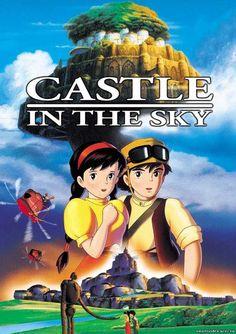 Un universo de Ciencia Ficción: 1986- EL CASTILLO EN EL CIELO – Hayao Miyazaki