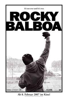 Poster zum Film: Rocky Balboa
