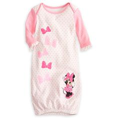 Minnie Mouse Gown for Baby | Clothes | Girls | Baby | Disney Store