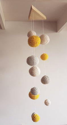 Little Balls  Mobile handmade Many colors от KuklasHandmade