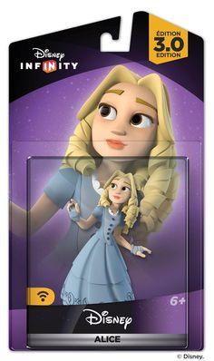 Closer Look At Disney Infinity 3.0 Alice Time & Mad Hatter  North America Packaging