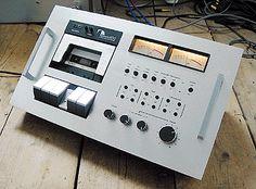 8 Classic Nakamichi Cassette Decks