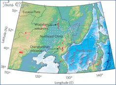 cool Changbaishan Map