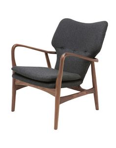 Similar chair for corner area at foot of stairs