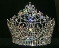 Rhinestone Jewelry Corporation - Rhinestone Tiaras, Pageant Crowns and Royal Crowns, Crown Royal, Tiaras And Crowns, Royal Jewelry, Tiffany Jewelry, Jewellery, Head Jewelry, Corona Real, Pageant Crowns