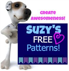 LOADS OF FANTASTIC STUFF.  Free patterns for crafts, sewing and painting!