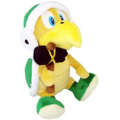 Nintendo - Super Mario Plush Hammer Bros let him shrink you! Meet the Hammer Brothers. This official, limited availability Super Mario Plush features a tall Koopa that pac Super Mario Bros, Super Mario All Stars, Super Mario Games, Mario Toys, Mario Bros., Mario And Luigi, Donkey Kong, Japanese Imports, Mario Brothers