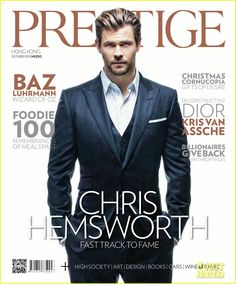 Chris Hemsworth Likes to Watch Himself in Which Movie - Find Out!
