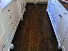 70 Trendy ideas for dark brown wood bed room floor colors Floor Stain Colors, Hardwood Floor Colors, Paint Colors, Red Oak Floors, Dark Wood Floors, Dark Hardwood, Staining Wood Floors, Wood Flooring, Flooring Ideas