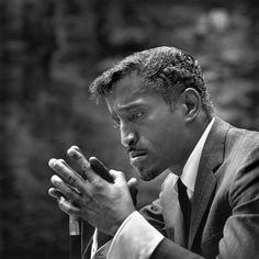 Black Men Are Beautiful. | sammydavisjunior: Sammy Davis, Jr. by Philippe...