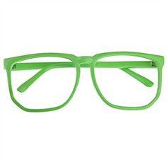 Color Verde - Green!!! Glasses