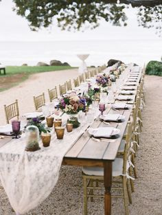 Couture Events Maui real wedding....... Vintage, purple, olowalu plantation house.....Florals:  Mandy Grace Designs Photo: Wendy Laurel http://www.bridestory.com/blog/purple-beach-wedding-in-olowalu-maui