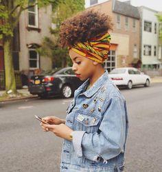 That headwrap & curls are everything! @africanmelaninnn #CurlLove  #curlkit #teamnatural #teamnatural_ #mynaturalhair #urbanhairpost #naturalhairmojo #naturalherstory #myhaircrush #naturalhaircommunity #naturalhairdaily #usnaturals #naturalhairstyles #naturallyshesdope