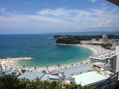 2012/08/12 白良浜, 南紀白浜, 和歌山県 / Shirarahama Beach, Nanki Shirahama, Wakayama, Japan