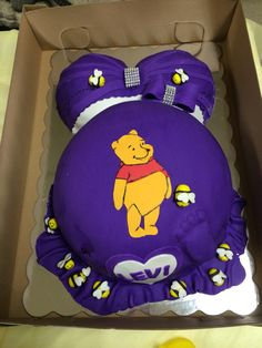 This Was My Nieces Baby Shower Cake Made By A Friend