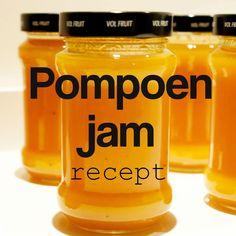 Recept Pompoenjam maken   De Boon in de Tuin