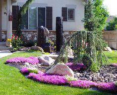 landscape ideas | Front Yard Landscaping Ideas 1600x1295 Home Building Buzz April 2011