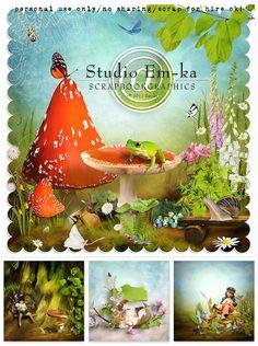 Featured Designer: Studio Em-Ka — Scrapbookgraphics