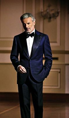 Cesare Attolini Formal Wear in Midnight Blue mxm men Style Gentleman, Dapper Gentleman, Southern Gentleman, Sharp Dressed Man, Well Dressed Men, Wedding Suits, Blue Wedding, Tuxedo Wedding, Style Dandy