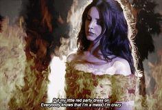 Lana Del Rey #LDR #Cruel_World #GIF