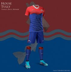 House Tully Concept Kits