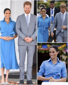 """Royal Family News on Instagram: """"#NEW 💙💙26 October 2018•The Duke and Duchess of Sussex visited Tupou College. TRH then travelled to The Royal Palace for an official…"""" Royal Family News, Royal Palace, Duke And Duchess, Family Pictures, October, College, Club, Travel, Instagram"""