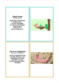Learn Swedish, Swedish Language, Manet, Singing, Preschool, Teaching, Songs, Education, Tips