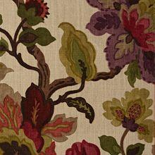 Fabric Pattern Florals Amanpuri #ParkerKnoll