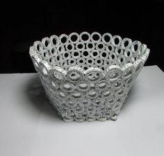Reciclado de cáscara de cesta hecha de anuncio de por fantasmaniaxx