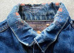 「sashiko repair shirt」の画像検索結果