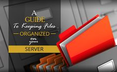 A Guide To Keeping Files Organized On Your Server