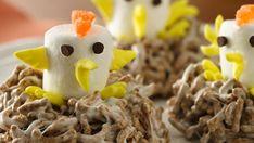 How to Make a Cheerios Bird Feeder - BettyCrocker.com
