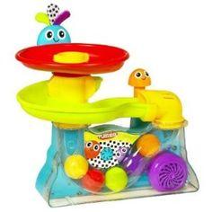 Birthday present for O? Playskool Poppin' Park Busy Ball Popper