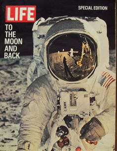 The cover of the August 1969 issue of LIFE.  For millions of people who witnessed the Apollo 11 mission, watching on television or following it on the radio as humanity improbably, literally walked on the moon, the event perhaps did not feel quite real until, more than two weeks later, LIFE published its definitive account of the epic journey.  Read more: Apollo 11: LIFE Magazine's Entire Special Issue on the Lunar Landing | LIFE.com